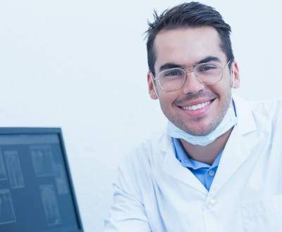 web designing dentist